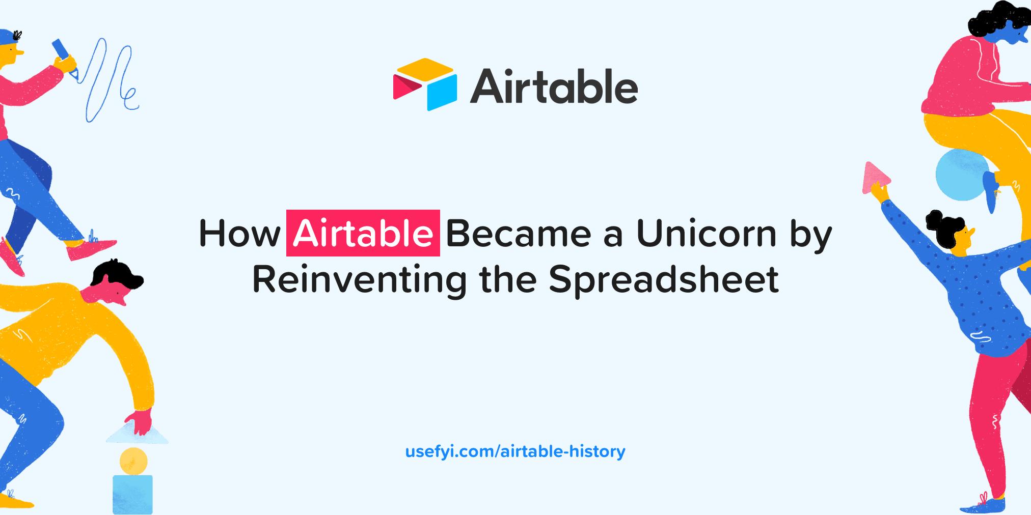 Airtable History