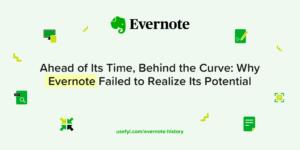 Evernote History