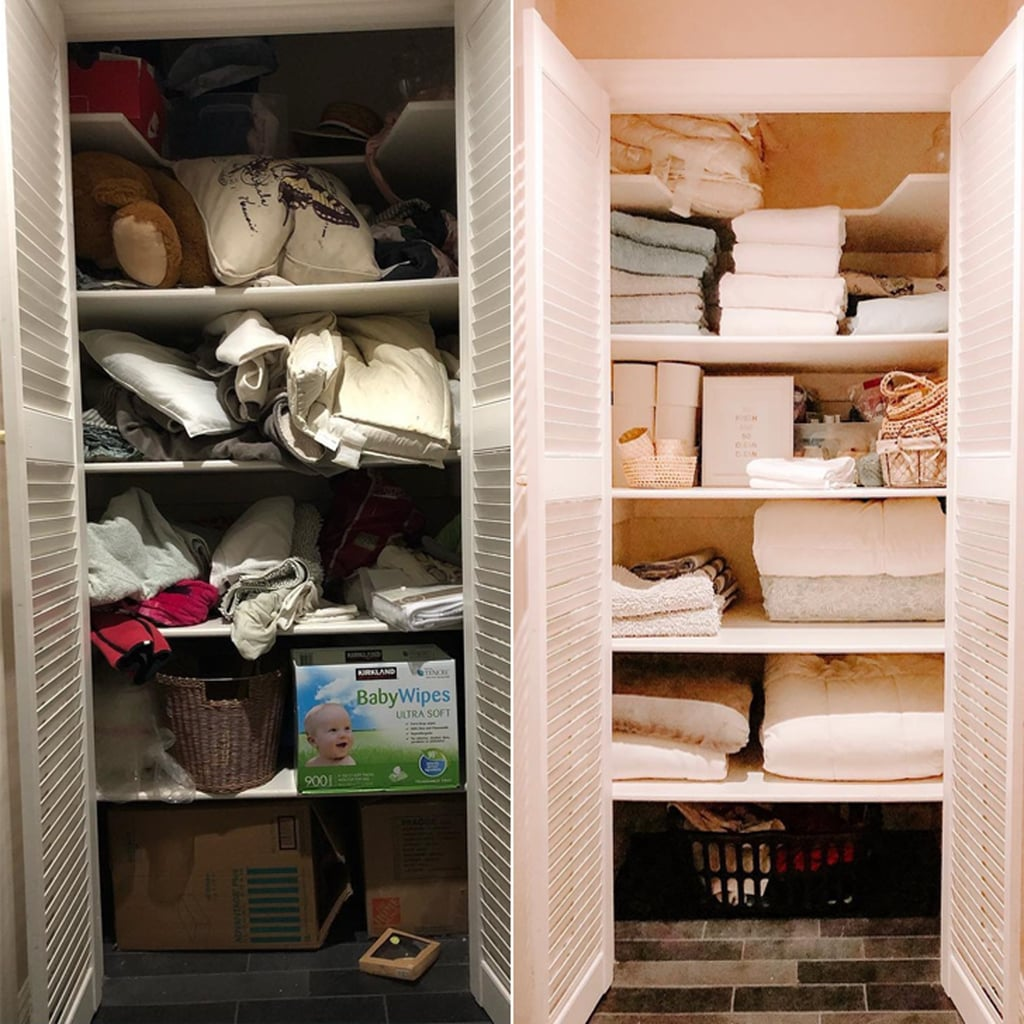 KonMari before and after