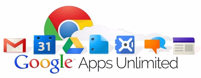 Google Apps Unlimited