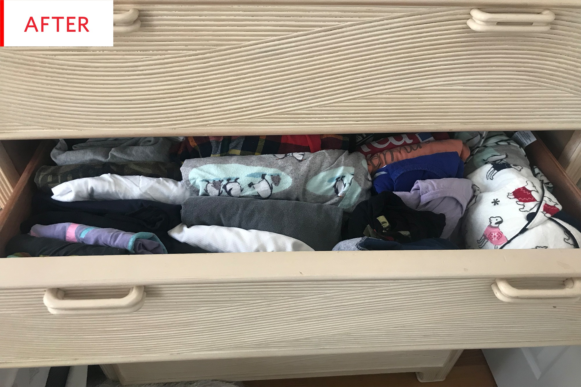 KonMari after
