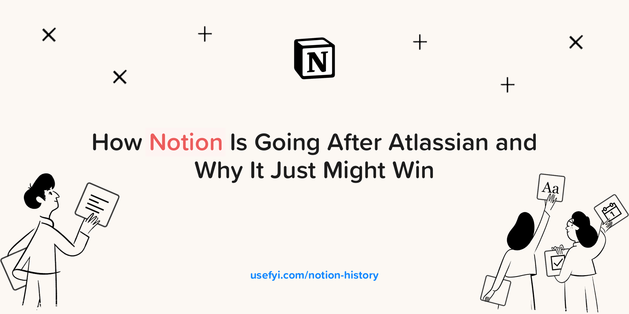How Ivan Zhao's Notion Is Going After Atlassian and Why It Just