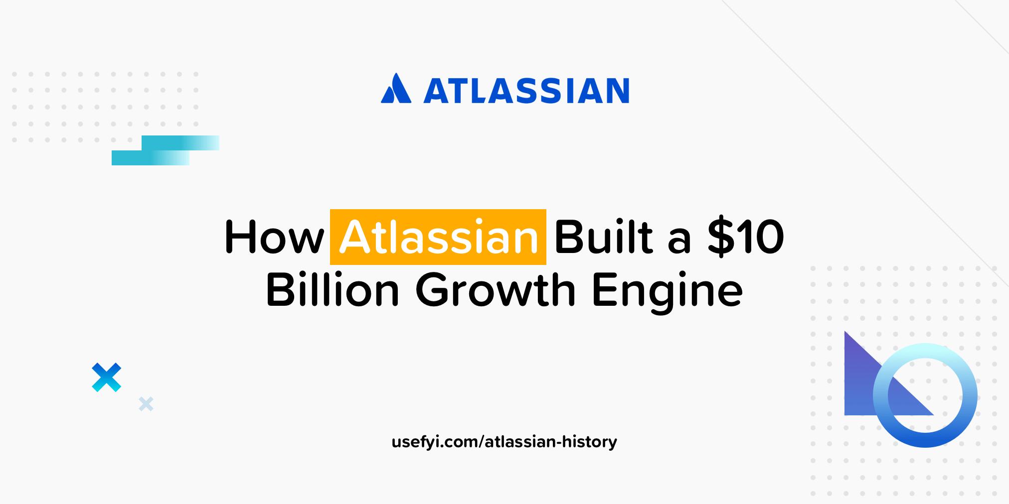 Atlassian History