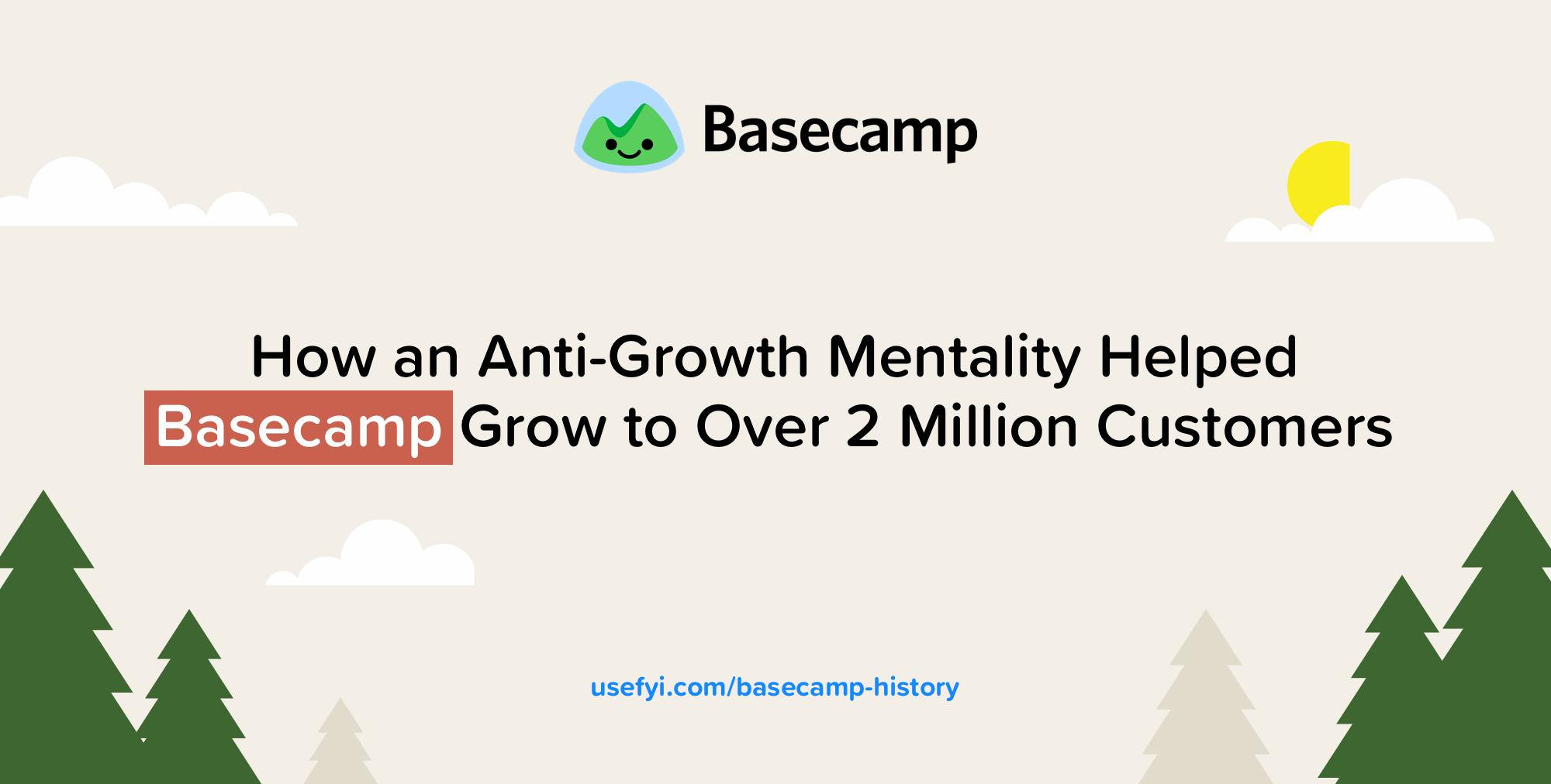 Basecamp History