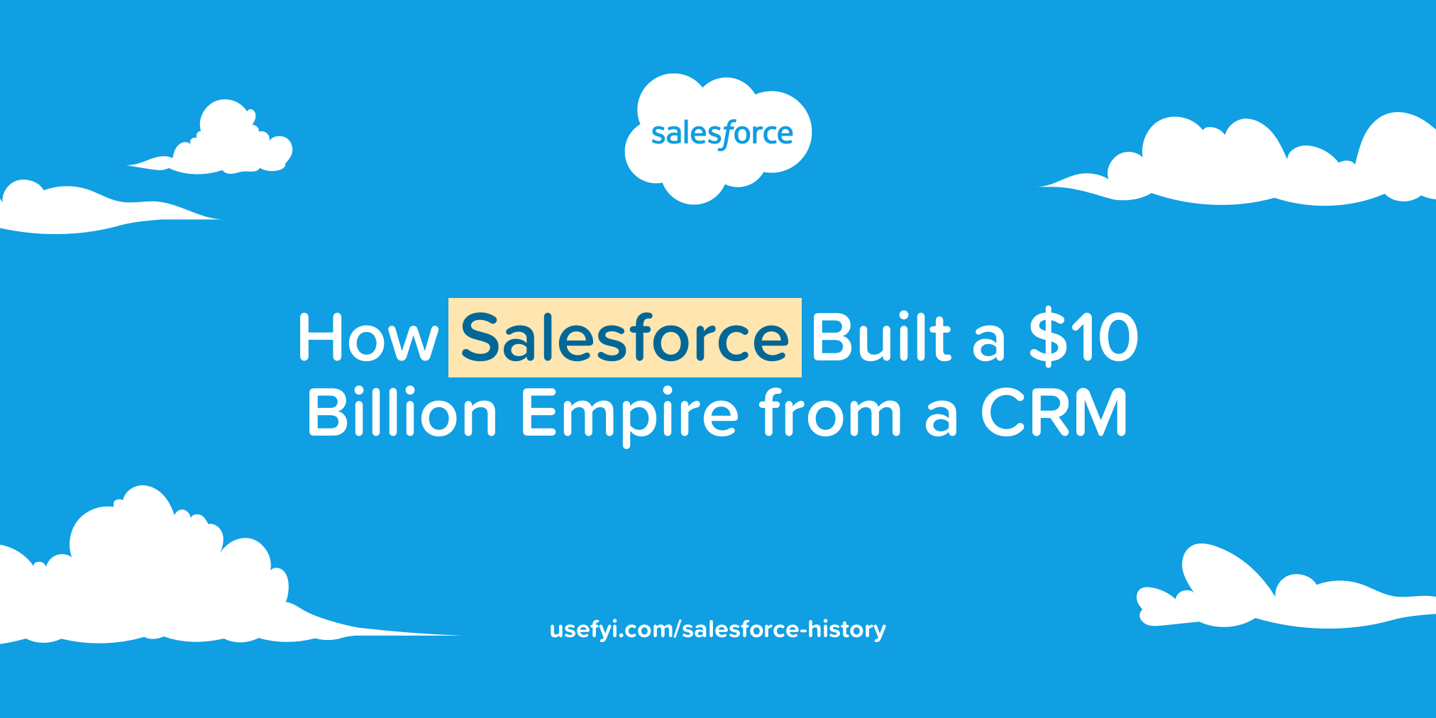 Salesforce History