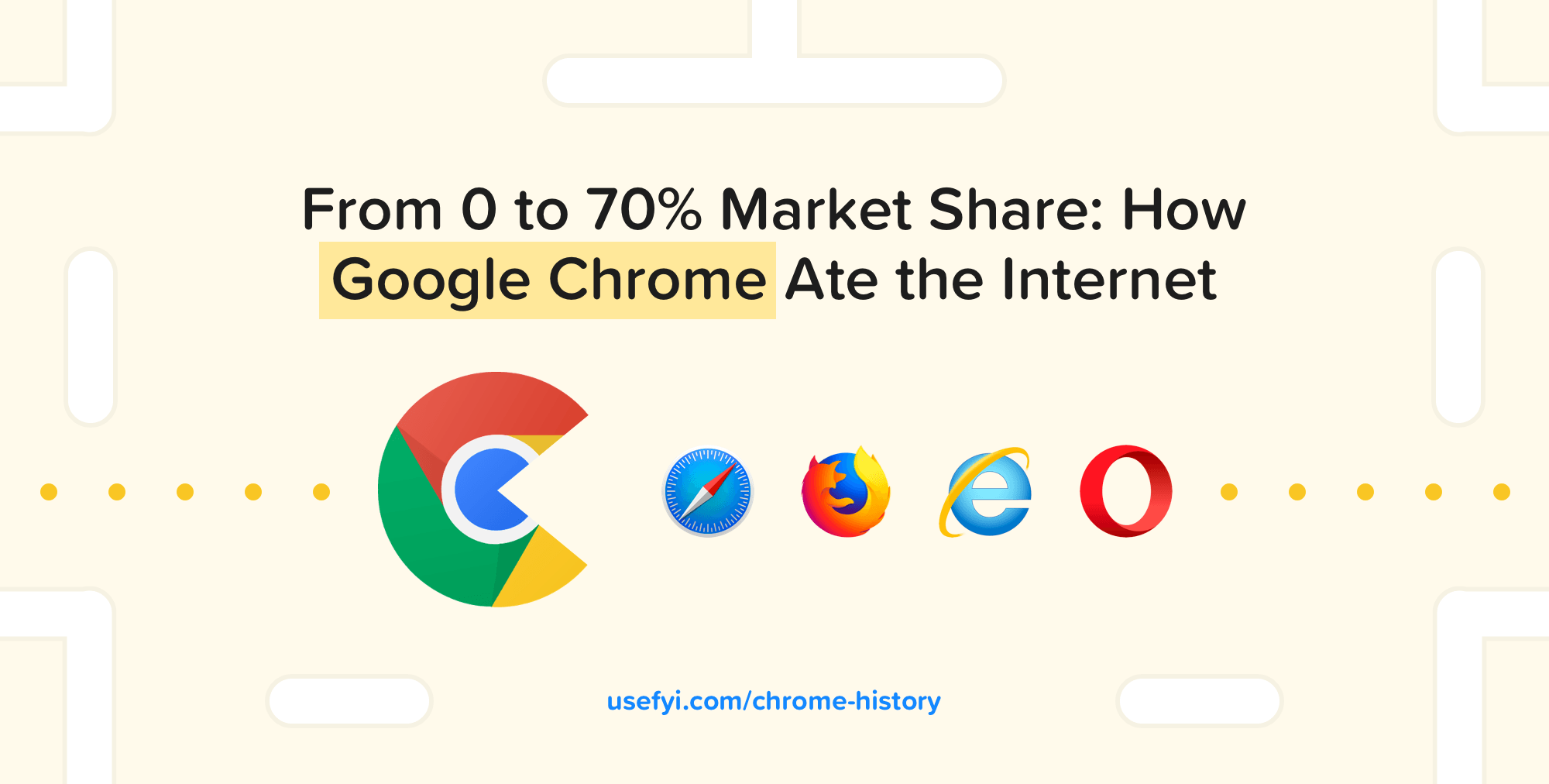 Chrome Pacman
