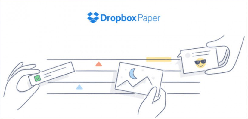 Dropbox Notes rebrands to Dropbox Paper