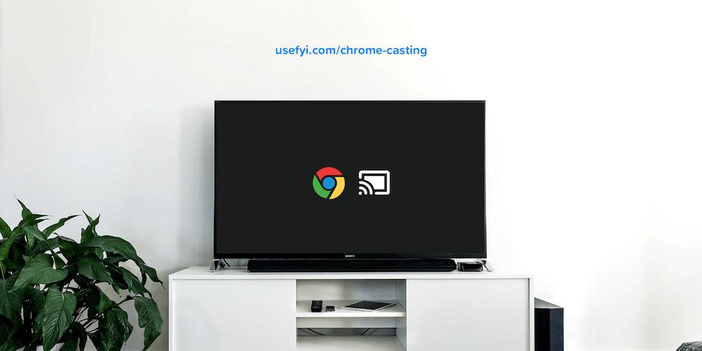 Chrome casting
