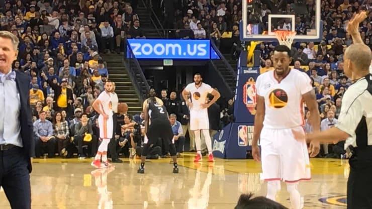 Zoom Golden State Warriors