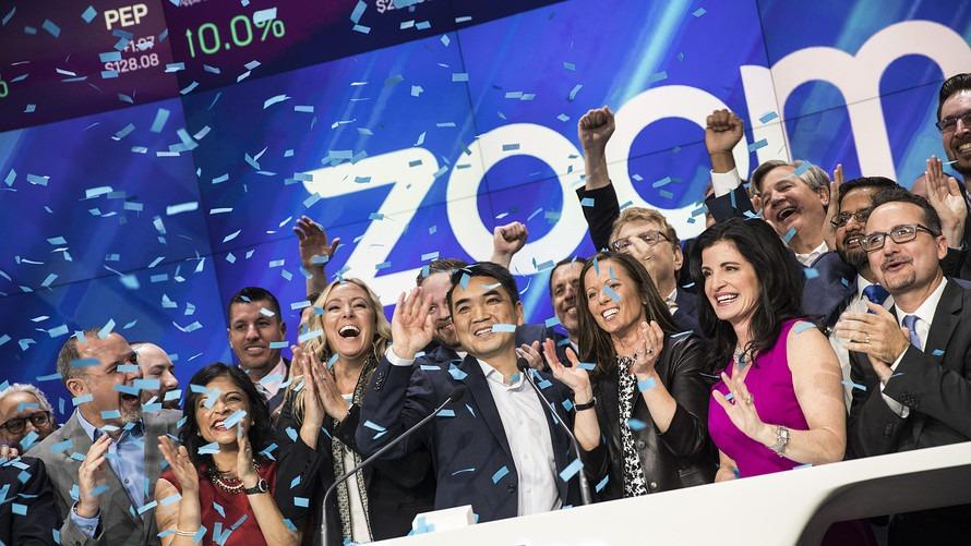 Zoom IPO Nasdaq