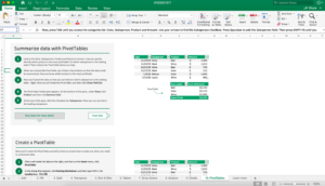 office 365 training template