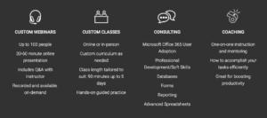 knowledge wave office 365 training platform
