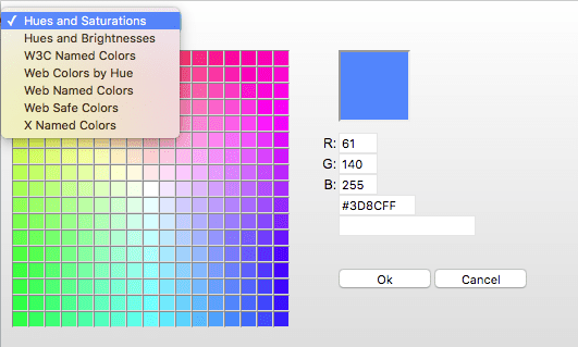 colorzilla palette browser