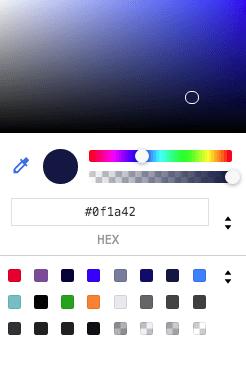 chrome color picker