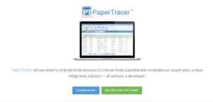 papertracer document management software