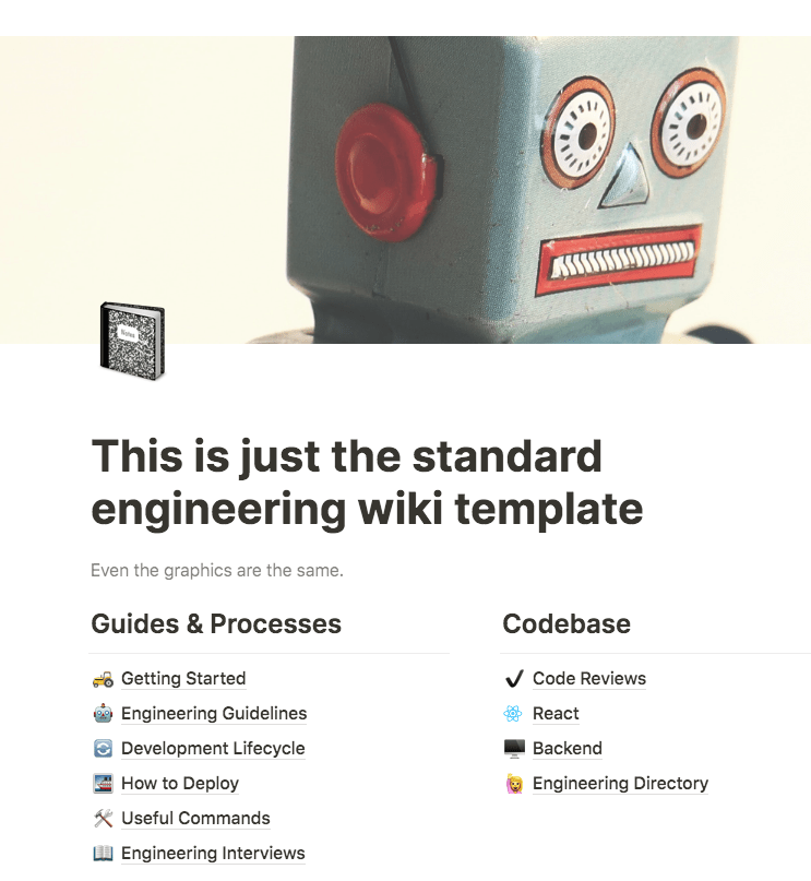 notion wiki template