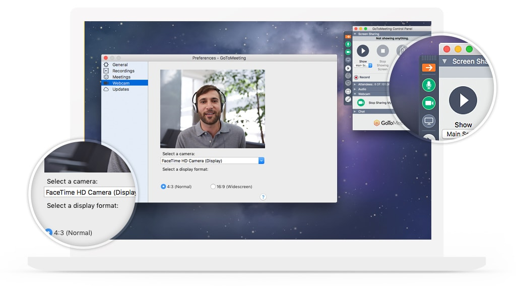 GoToMeeting Preview